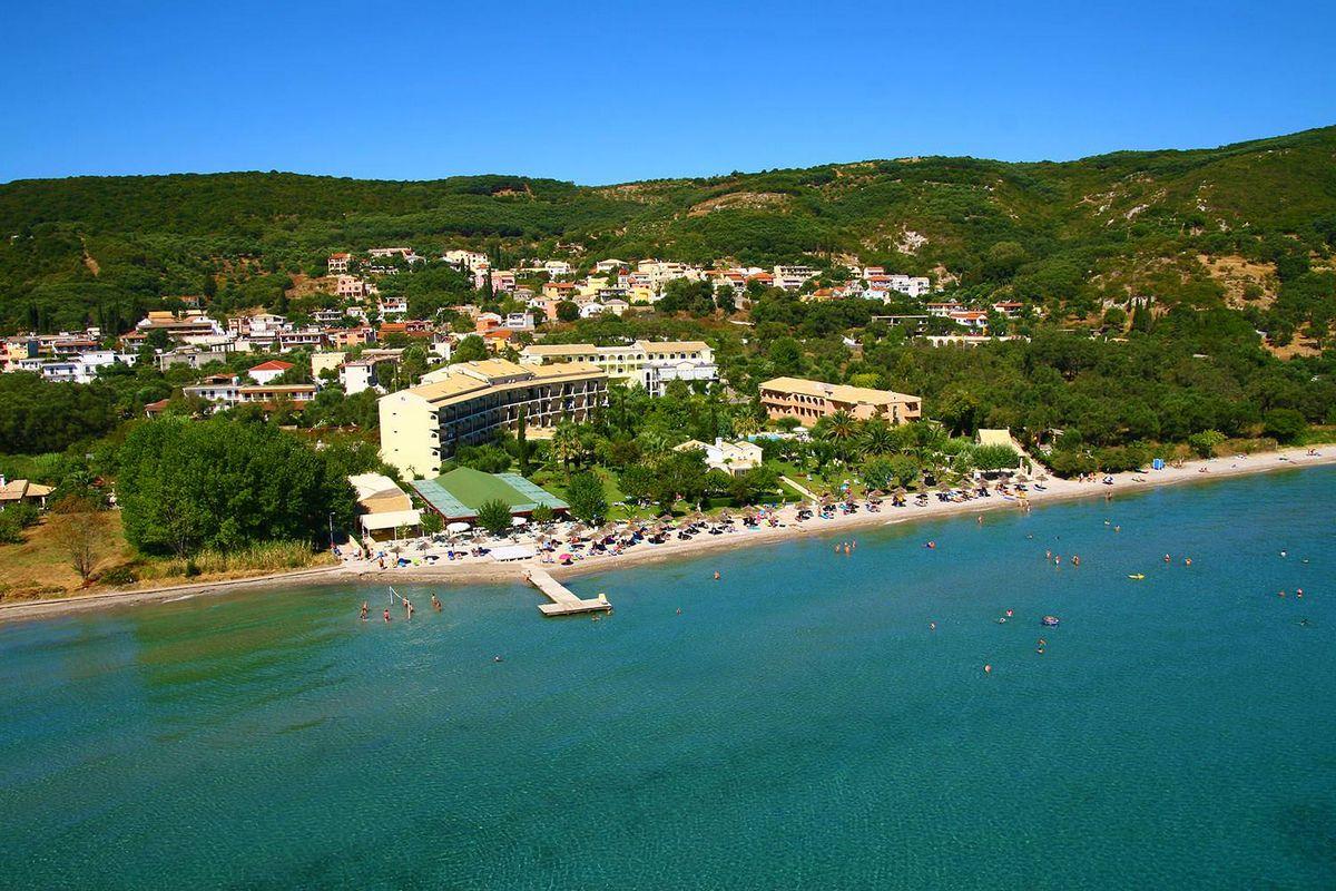 liostasi villas corfu Moraitika